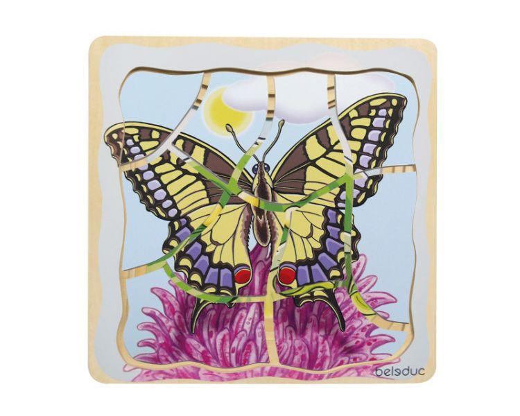 Schmetterling spielen