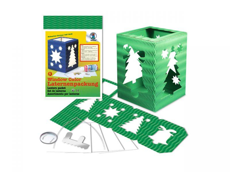 Laternen bastelset weihnachten spielheld - Bastelset weihnachten ...