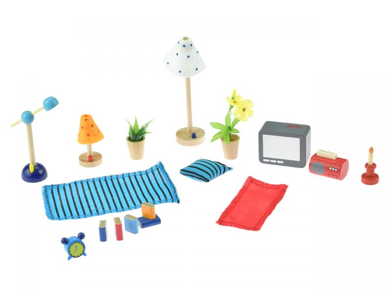 Goki Accessoires Wohn Und Schlafzimmer Spielheld