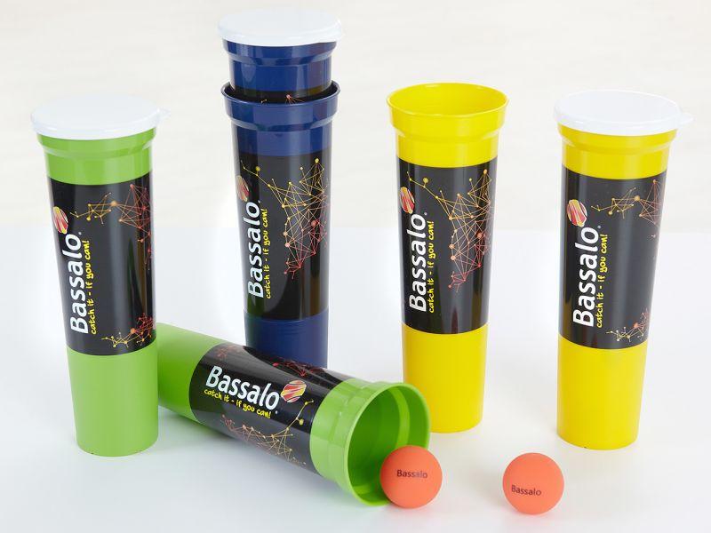 Bassalo Funsport-Wurfspiel, Starter-Set, Farbe wählbar