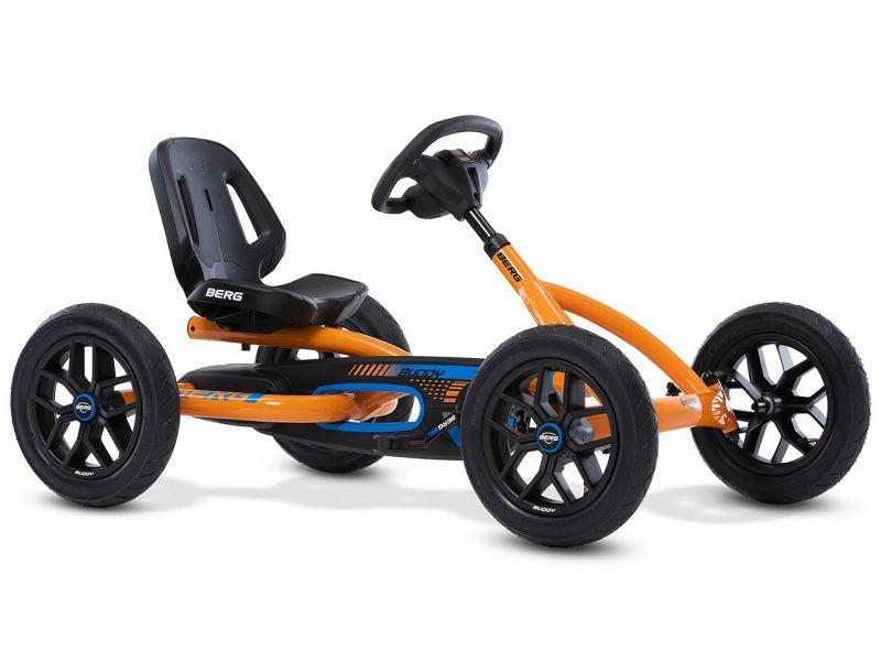 BERG Buddy B-Orange Pedal-Gokart
