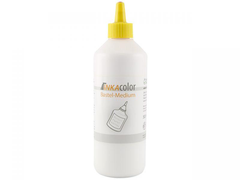 INKAcolor Bastel-Medium, 500 ml