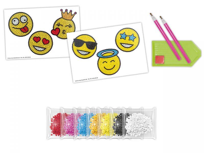 URSUS Diamond Painting Sticker Smileys