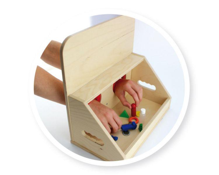 educo Fühl- und Tastbox