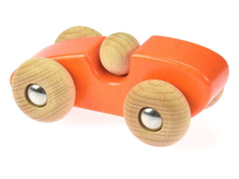 BAJO Eco-Sportwagen, orange