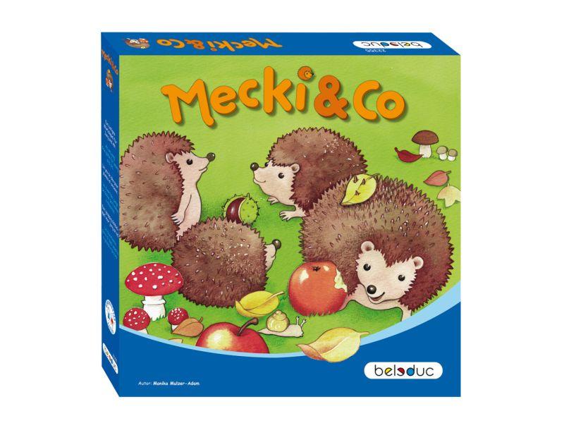 beleduc »Mecki & Co« inkl. Igel-Handpuppe