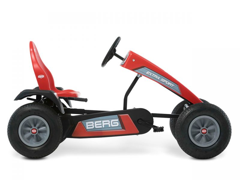BERG Extra Sport Red BFR-3 Pedal-Gokart