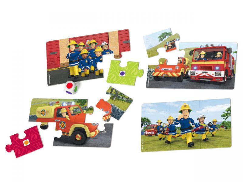 Kosmos Feuerwehrmann Sam »Allzeit bereit!«