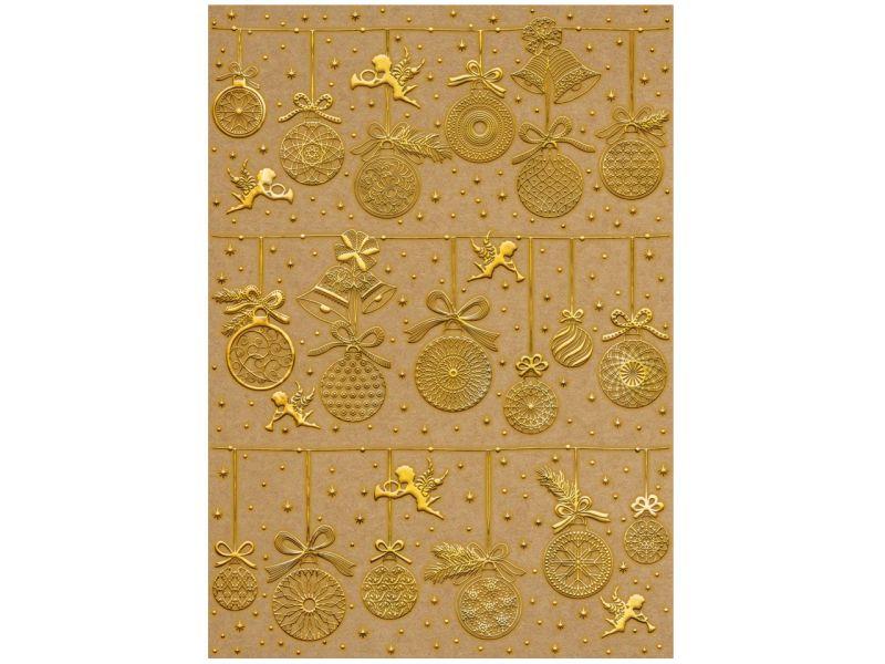 URSUS Designkarton Inspiration »Engel«, DIN A4, 5 Blatt