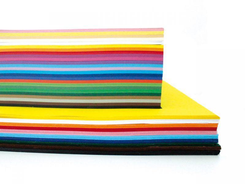 Fotokarton, 50 x 70 cm, 100 Bogen