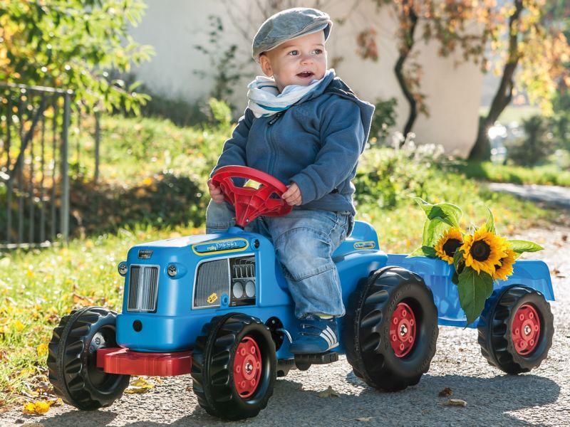 rolly toys Traktor »Kiddy Classic« mit Anhänger