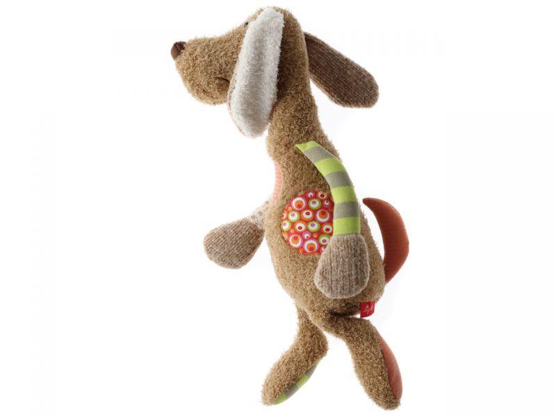 sigikid Patchwork Sweety, Hund 40 cm