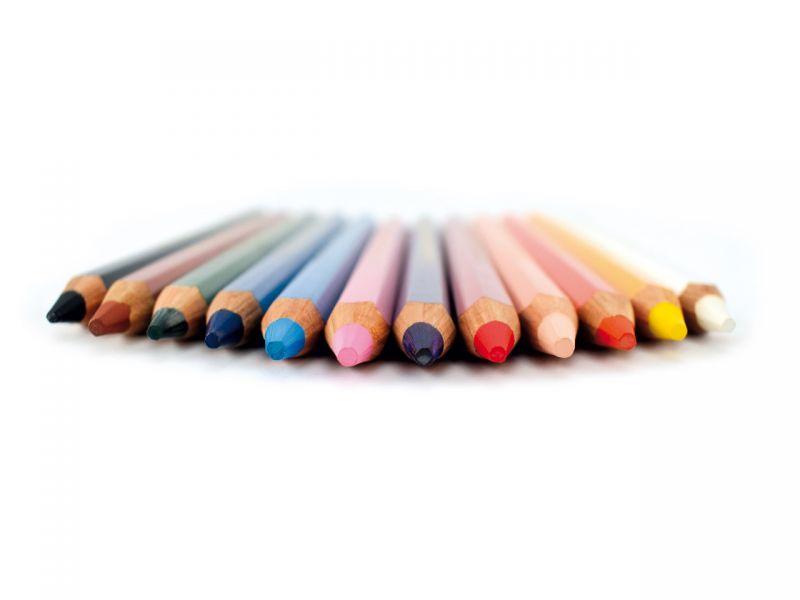 LYRA Farb-Riesen, 12 Farben