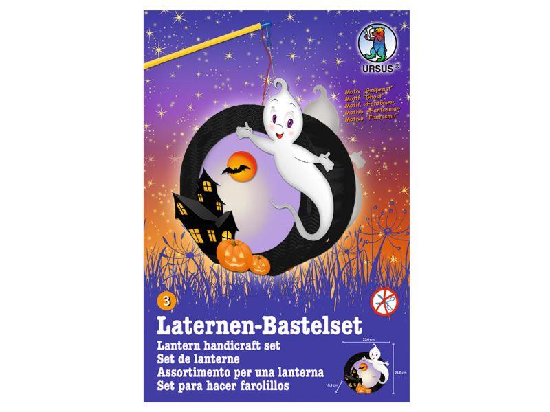 Laternen-Bastelset Easy Line »Gespenst«