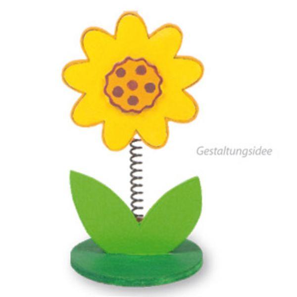 Memo-Halter »Blume Motiv 1«