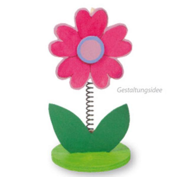 Memo-Halter »Blume Motiv 2«