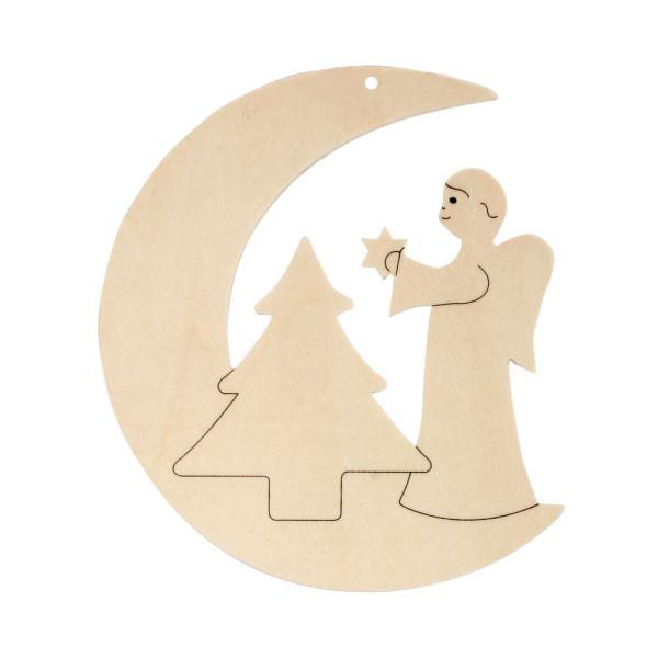 Mondanhänger »Christkind«