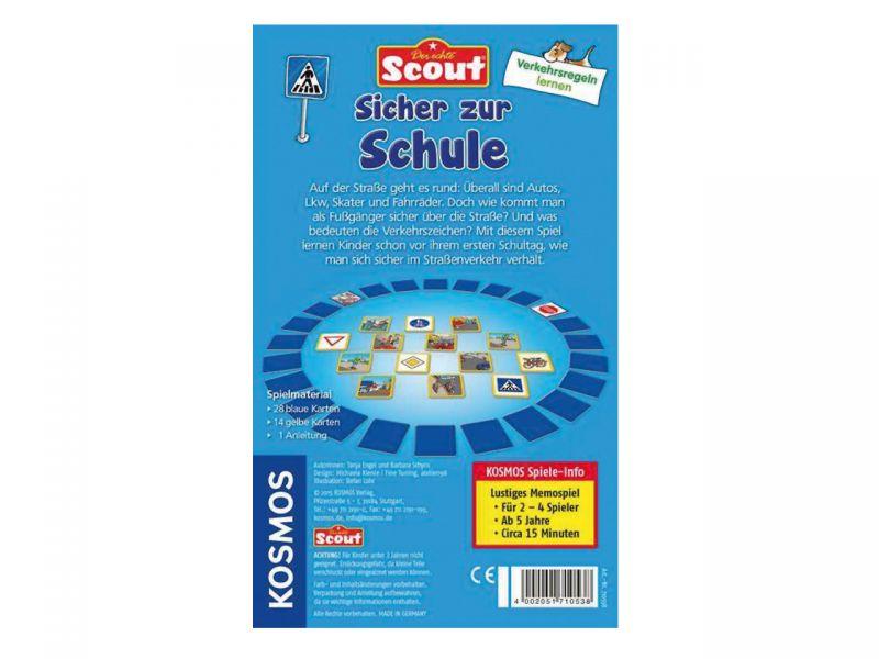 Kosmos Scout »Sicher zur Schule«