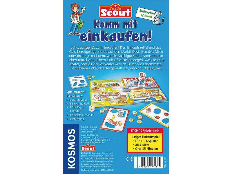 Kosmos Scout »Komm mit einkaufen!«