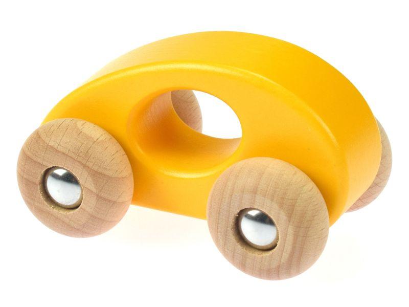 BAJO Eco-Limousine, gelb