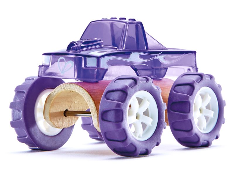 Hape Racer »Monster Truck«