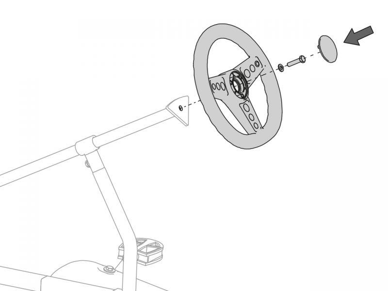 BERG Lenkrad für verschiedene Modelle