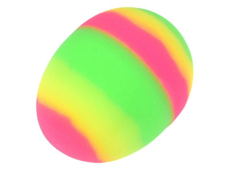 Flummi-Ei, Regenbogen