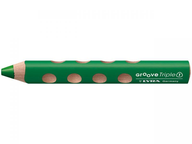LYRA Groove Triple 1, Maxi-Buntstifte, 6er-Set