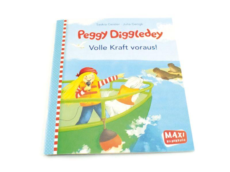 Peggy Diggledey, Maxibuch »Volle Kraft voraus!«