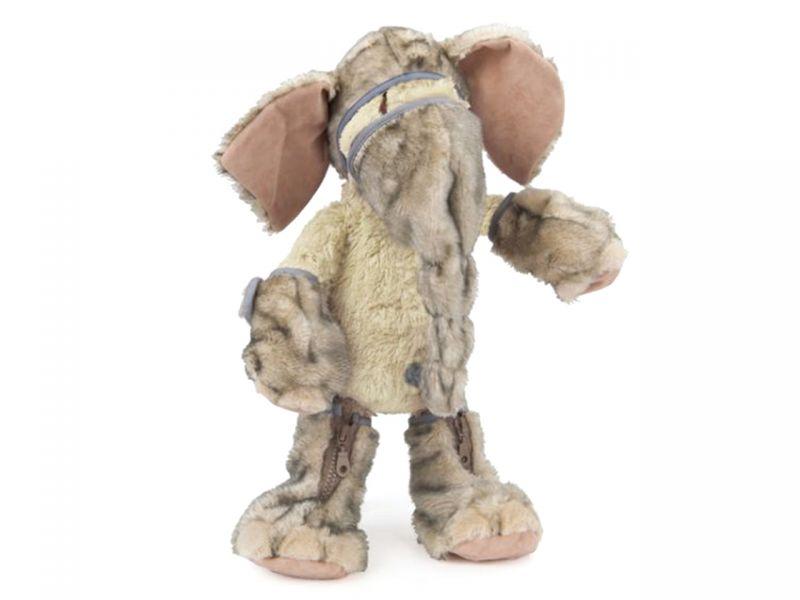 Querk »Bogdan« mit Elefanten-Kostüm, Set inkl. Buch & CD