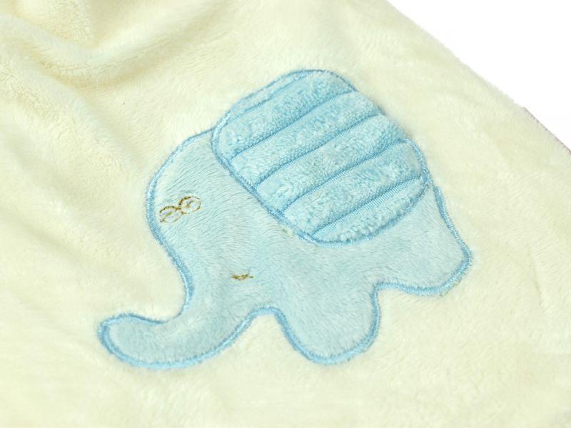 Sänger Kinderwärmflasche mit Bezug »Elefant Dumbo«, 0,8 l