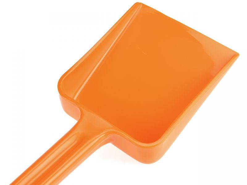 Große Sand-Schaufel, 70 cm, orange