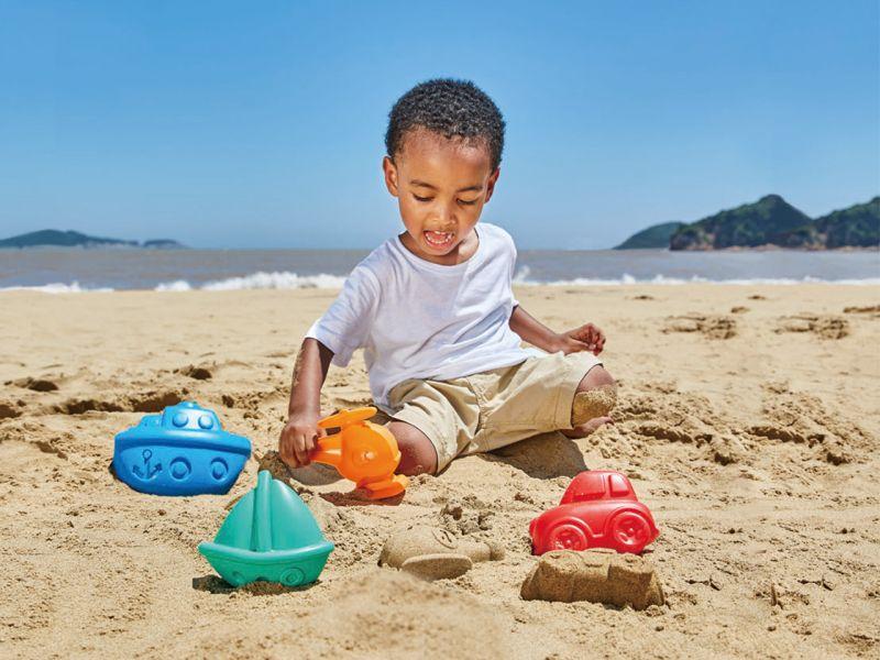 Spielheld Super-Sandspiel-Set