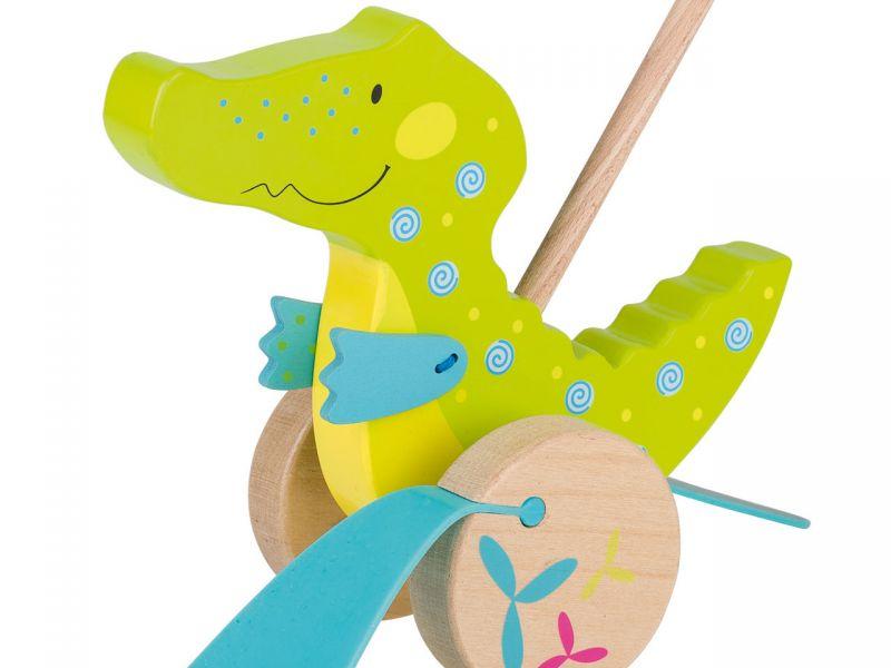 goki Susibelle Schiebetier »Krokodil«