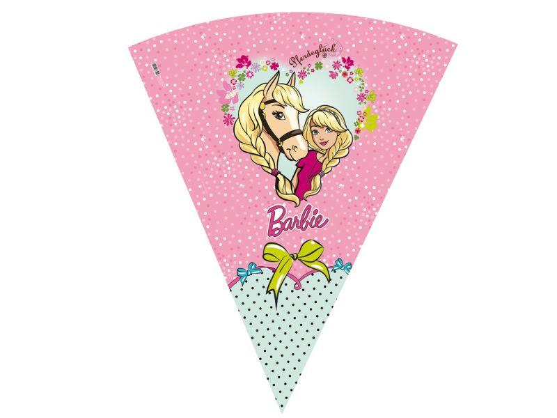 Schultüte »Barbie-Pferdeglück«, 70 cm