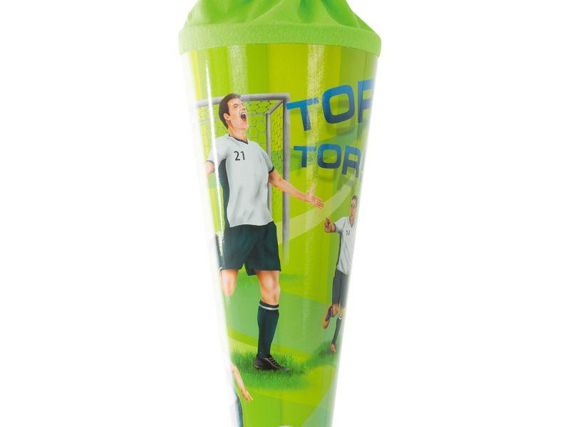 Schultüte »Fußballer«, 70 cm