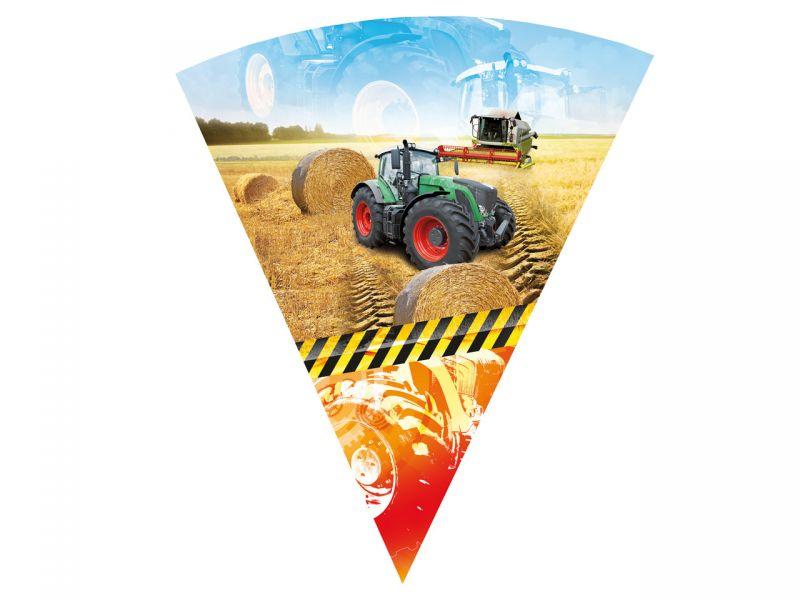 Schultüte »Traktor«, 70 cm