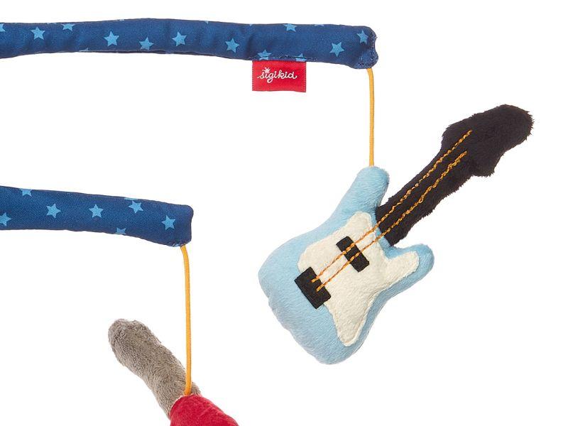 sigikid Mobile Gitarren Papa & Me