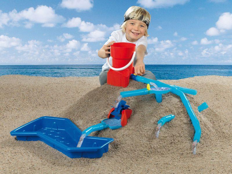 Wasser-Spiel-Set I, 18-tlg.