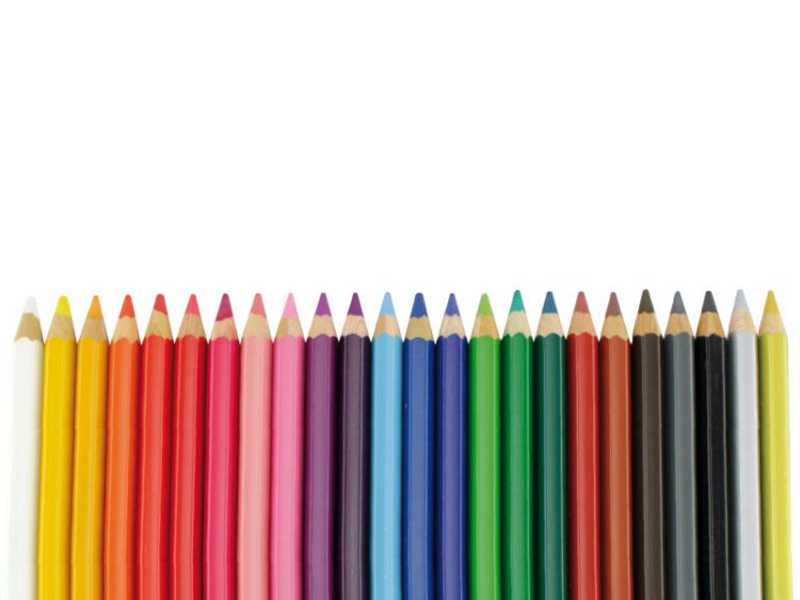 Lupino Buntstift lackiert, verschiedene Sets