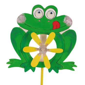 Windrad »Frosch«