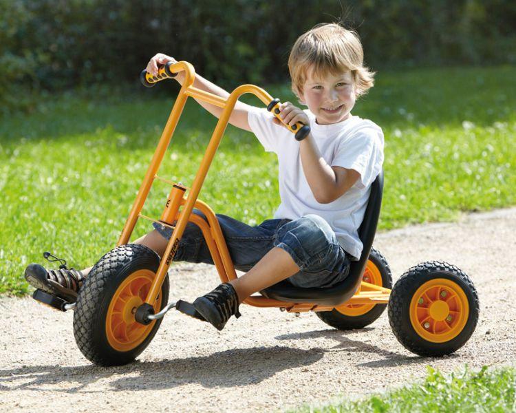 TopTrike Sparset »Dreirad Doppeltaxi + Chopper«