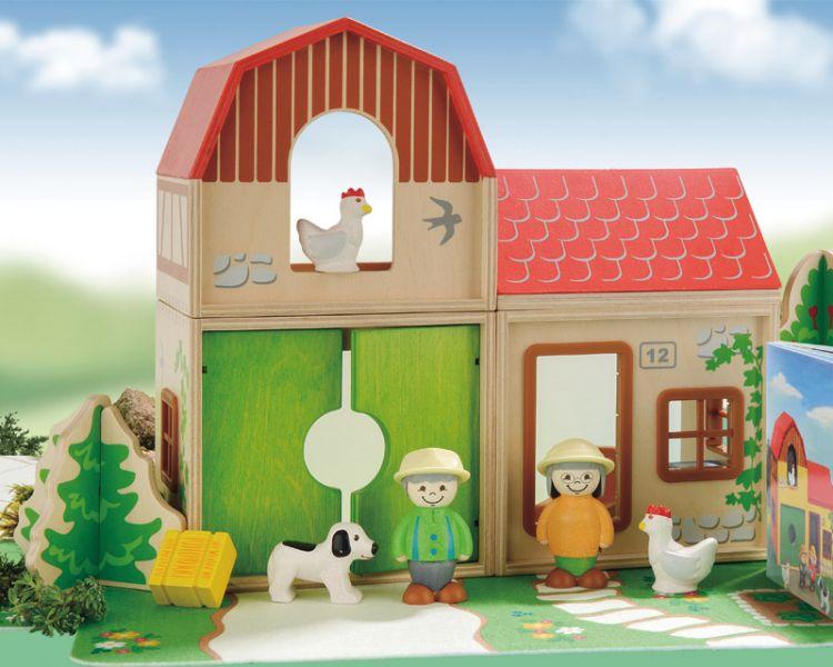 Hape Meine kleine Welt »Unser Bauernhof«