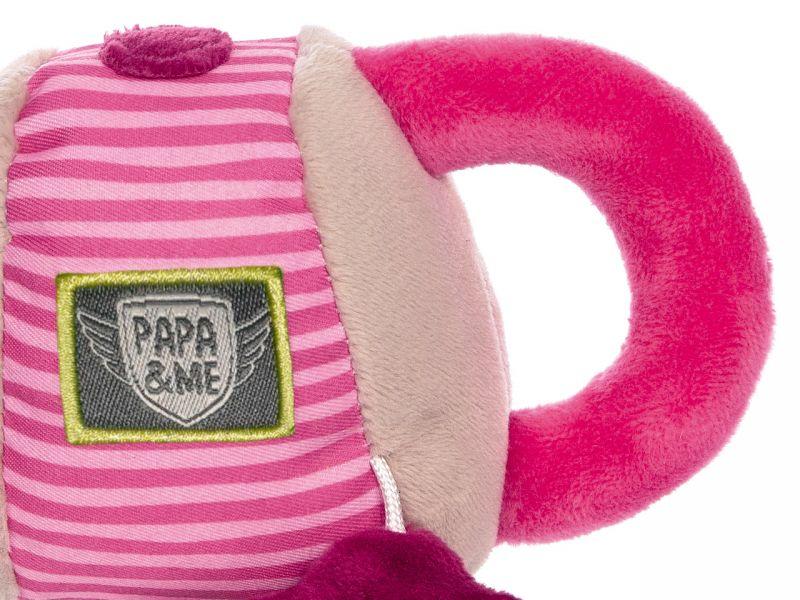 sigikid Rassel Motorsäge Pink Papa & Me