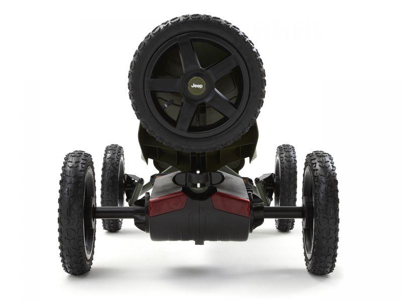 BERG Jeep® Adventure Pedal-Gokart