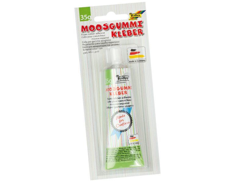 Moosgummi-Kleber, 35 g