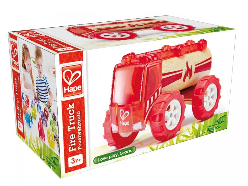 Hape Mighty Mini »Fire Truck«
