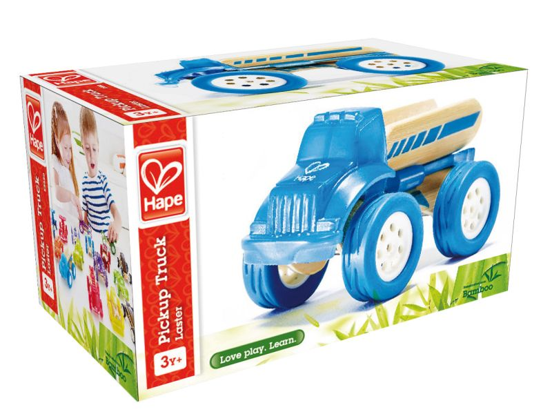 Hape Mighty Mini »Pickup Truck«