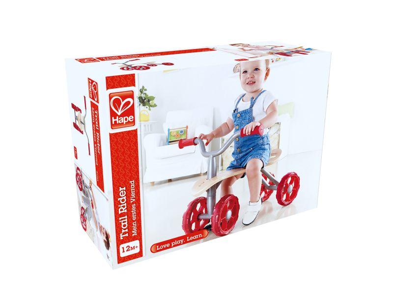 Hape Mein erstes Vierrad