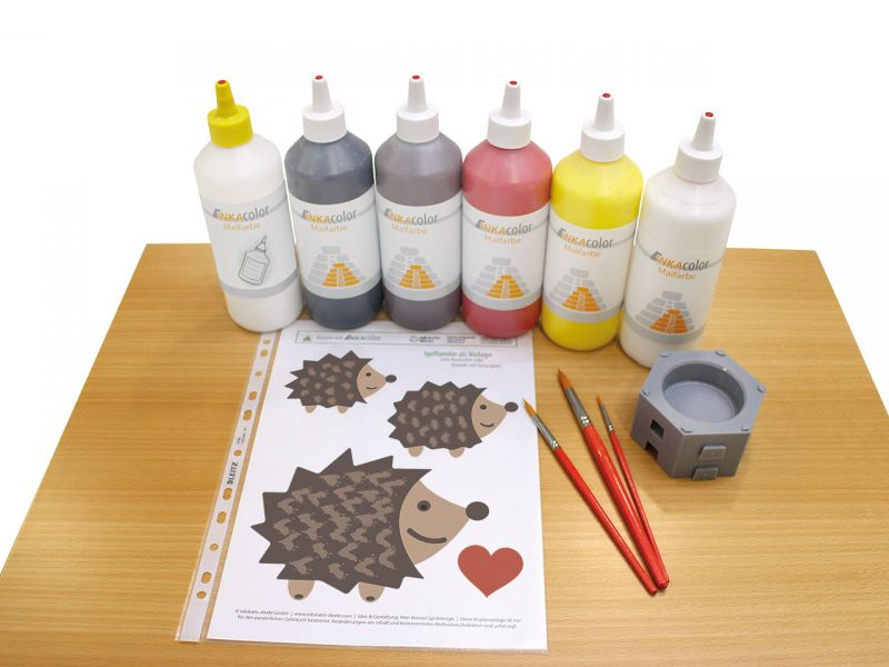 INKAcolor Bastel-Medium, 500 ml